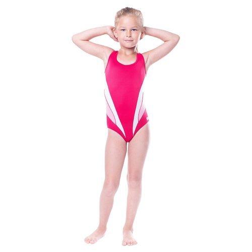 Strój kąpielowy Shepa 045 dziecięcy kostium jednoczęściowy sportowy