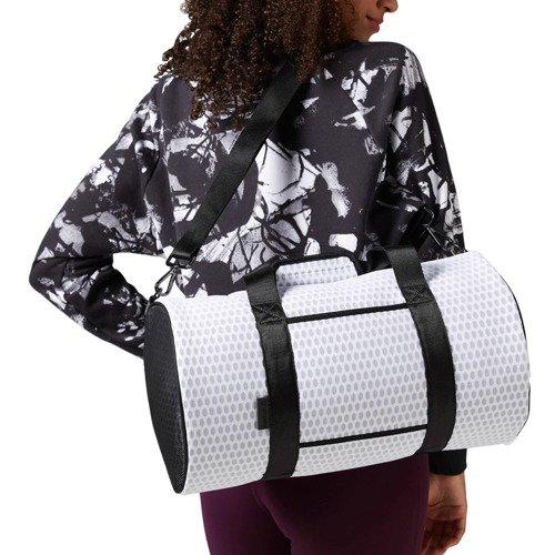 Torba Reebok Studio Mesh Cylinder Bag treningowa podróżna sportowa