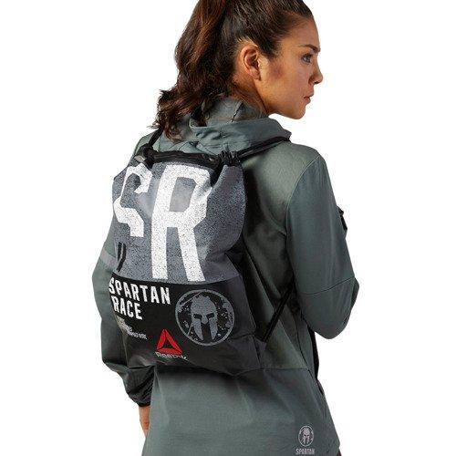 Worek na buty Reebok Spartan Race Gymsack plecak treningowy sportowy